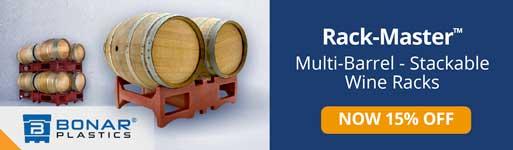 Bonar-Plastics-Rack-Master-Multi-Barrel-Wine-Racks