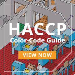 HACCP Color Coding Guide
