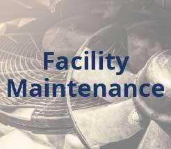 Facility Maintenance Overstock Items