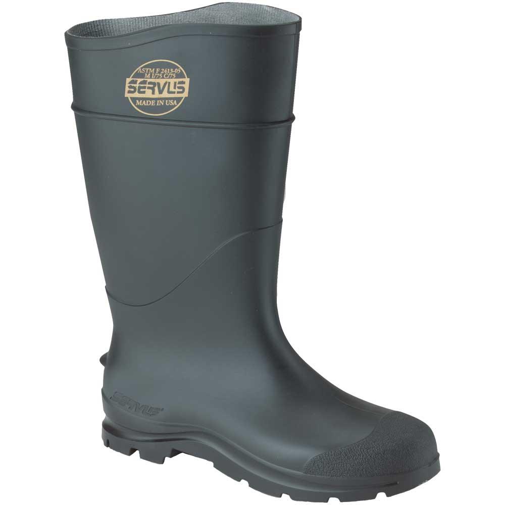 "Servus® Steel Toe Boots Waterproof PVC 16"" Honeywell 18821"
