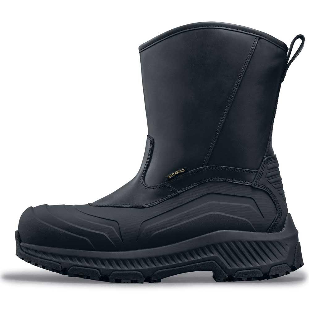 78506 Fargo Black Waterproof Safety Toe