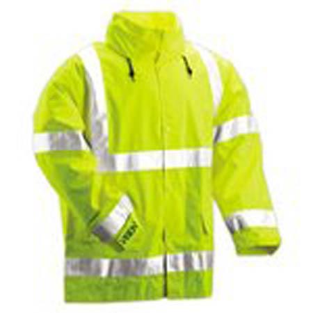 Tingley Vision J23122 Jacket, Lime