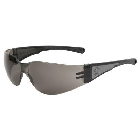 MCR Safety CK312 Luminator Safety Glasses, Gray LensMCR Safety CK312 Luminator Safety Glasses, Gray LensMCR