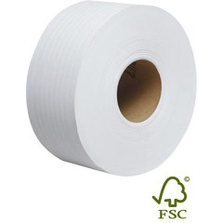 Kimberly-Clark® Kleenex® Cottonelle® White Bathroom Tissue, 2-Ply