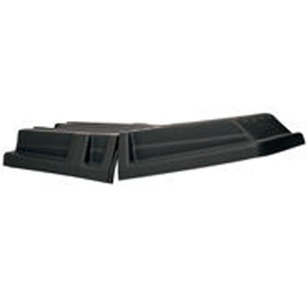 Rubbermaid® FG130700BLA Hinged Domed Lid for 1/2 Cu.Yd. Tilt TrucksRubbermaid® FG130700BLA Hinged Domed Lid for 1/2 Cu.Yd.