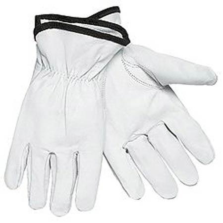 Premium Goatskin Leather Driver Glove MCR Safety Memphis