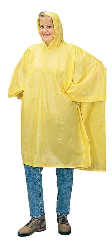 Durawear™, Rain Poncho, Polyethylene, Clear, Sealed, 0.02 mmDurawear™, Rain Poncho, Polyethylene, Clear, Sealed, 0.02 mmDurawear™,
