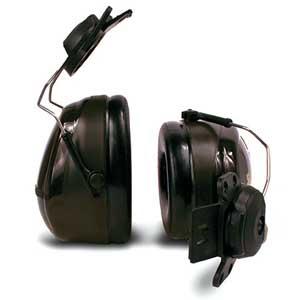 3M™ Peltor™ Optime™ 101 Cap-Mounted Earmuffs H7P3E NRR 24 dB3M™ Peltor™ Optime™ 101 Cap-Mounted Earmuffs H7P3E NRR