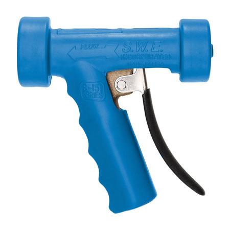 Streamline® S151ALBL75S Aluminum Spray Nozzle (Light Blue, ¾ in Barb)Streamline® S151ALBL75S Aluminum Spray Nozzle (Light Blue, ¾