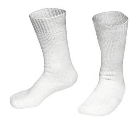 Refrigiwear® 0033 White Wick Sock