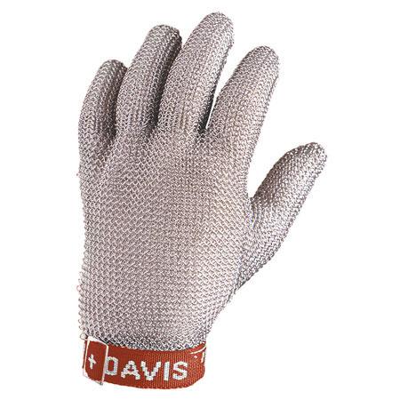 Metal Mesh Gloves, Metal Mesh, Standard, Medium