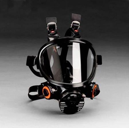 3M 7800 Full Face Respirator Silicone Reusable Medium3M 7800 Full Face Respirator Silicone Reusable Medium3M