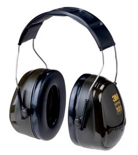 3M™ Peltor™ Optime™ 101 Over-the-Head Earmuffs NRR 27 dB3M™ Peltor™ Optime™ 101 Over-the-Head Earmuffs NRR 27