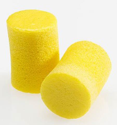 3M® 312-1201 E-A-R™ Uncorded Disposable Ear Plug Yellow 3M® 312-1201 E-A-R™ Uncorded Disposable Ear Plug Yellow