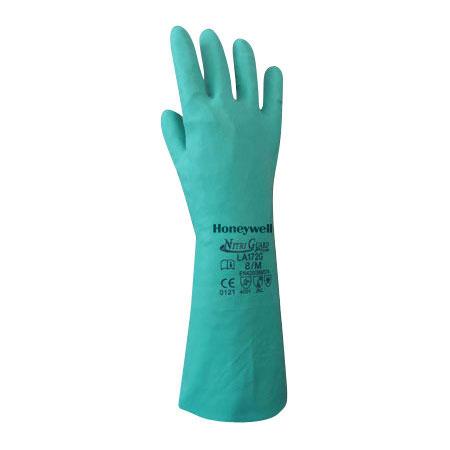 Honeywell North® LA172G Chemical-Resistant Nitrile Gloves