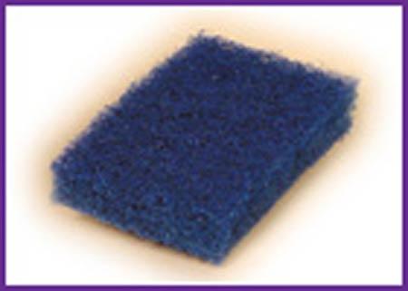 Scrubble®, Scouring Pad, Extra Heavy-Duty, Blue