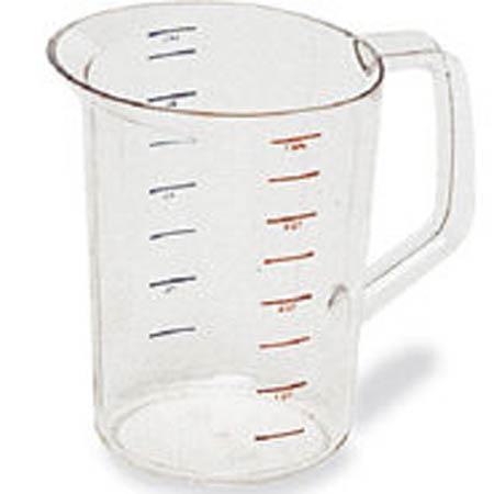 Rubbermaid 4 Quart Measuring Cup Clear Bouncer® FG321800CLRRubbermaid 4 Quart Measuring Cup Clear Bouncer® FG321800CLRRubbermaid