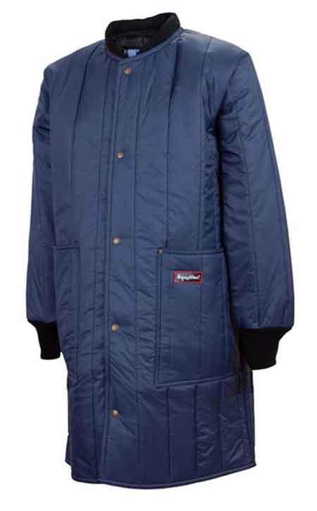 Refrigiwear® Cooler Wear™ 0534 Navy Frock Liner