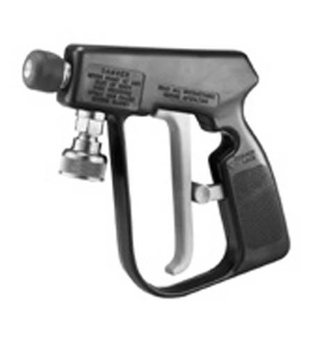 GUNJET®, Spray Gun, Brass (Valve Body)|Nylon (Housing)