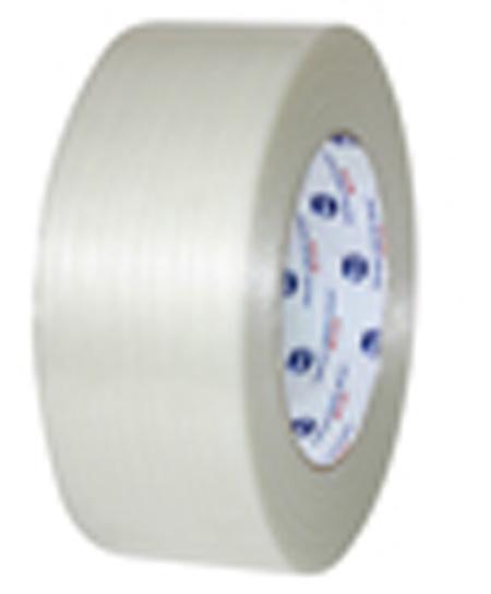 Filament Tape, Continuous Roll, 54.8 m, 18 mm, 48 Rolls per Case 64 Cases Per PalletFilament Tape, Continuous Roll, 54.8 m, 18 mm,
