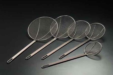 Skimmer, Fine, Steel, 14 in, 7 in, 7 x 14 in, 12 per Pack|48 per CaseSkimmer, Fine, Steel, 14 in, 7 in, 7