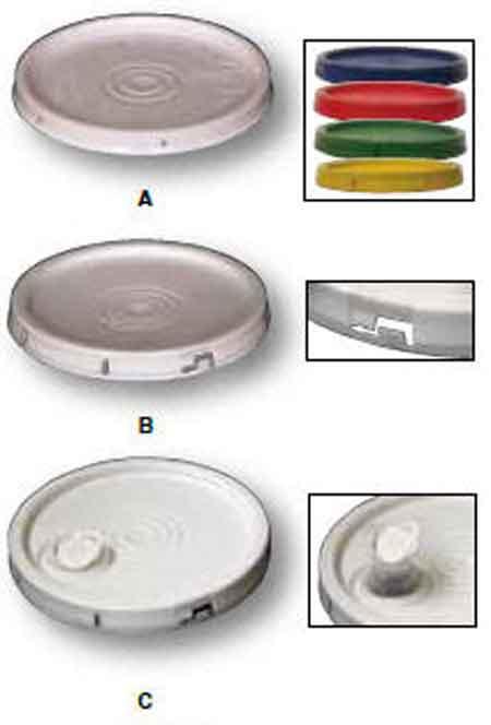 Pails & Buckets Accessories
