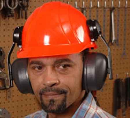 Earmuff, Cap Mount|Over the Head, Noise Blocking, 28 dBEarmuff, Cap Mount|Over the Head, Noise Blocking, 28