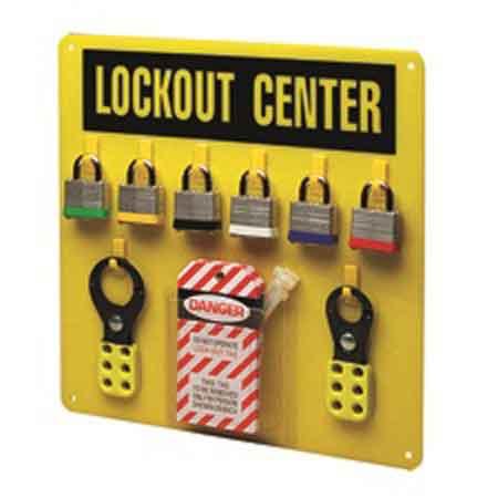 Lockout Station, Yellow