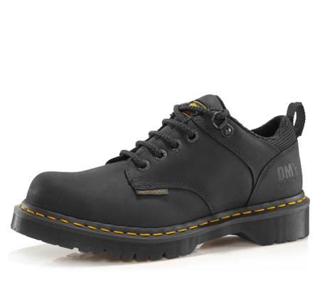 Industrial Shoe, Leather, Plain
