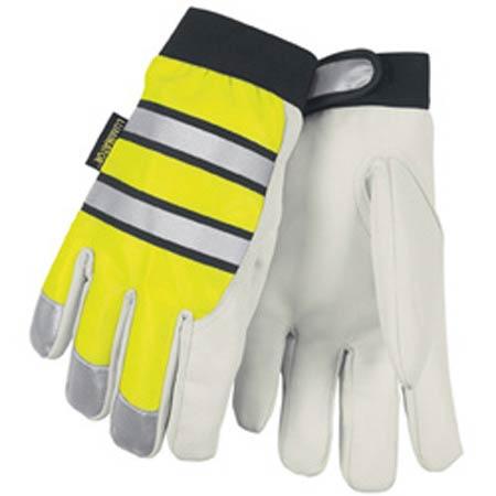 LUMINATOR™, Multi-Task Gloves, Goatskin, Leather