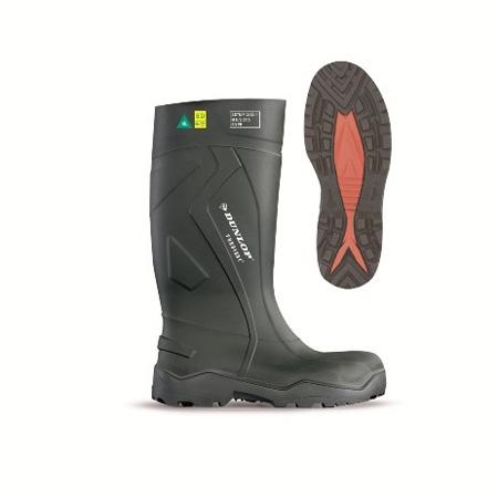 Dunlop Purofort® Boots E762 Polyurethane Steel Toe