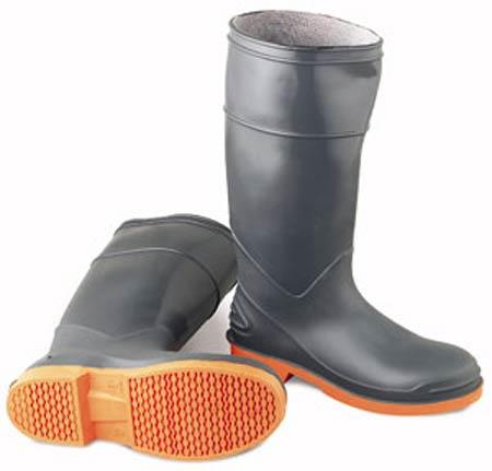 Dunlop SureFlex™ 87982 Gray PVC Steel Toe Boots
