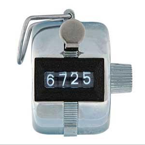 Accusplit® AL608 Mechanical Tally Counter