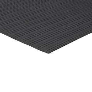 Soft Foot™ Industrial Anti Fatigue Mat Dry Black Vinyl Foam 3' x 60'Soft Foot™ Industrial Anti Fatigue Mat Dry Black