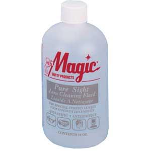 Braco® 716PS Pure Sight Antifog Lens Cleaner, 16-oz BottleBraco® 716PS Pure Sight Antifog Lens Cleaner, 16-oz