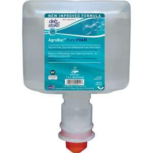 Deb® AGB120TF AgroBac Pure FOAM Foaming Hand Wash, 1.2L CartridgeDeb® AGB120TF AgroBac Pure FOAM Foaming Hand Wash,