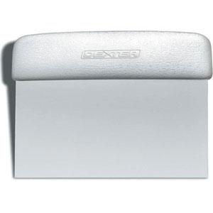 """Dexter Russell® 17303 Sani-Safe® S196 Dough Cutter/Scraper 6"""""""