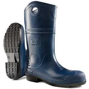 Dunlop DuraPro® 89086 Blue Steel Toe Boots