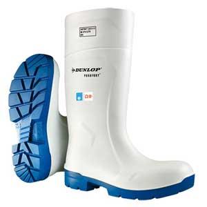 Dunlop Purofort® FoodPro White Steel Toe Boots EA51131