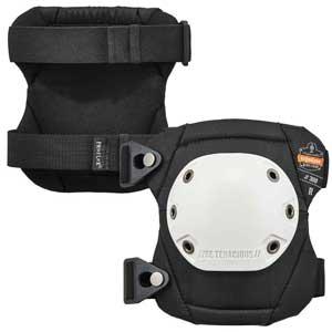 Ergodyne ProFlex® 300 Rounded Hard-Cap Knee Pads, White CapErgodyne ProFlex® 300 Rounded Hard-Cap Knee Pads, White