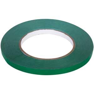 "Poly Bag Sealer Tape Roll Green 3/8"" x 180 YdsPoly Bag Sealer Tape Roll Green 3/8"" x"