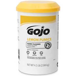 GOJO® 0915-06 Lemon Pumice Hand Cleaner, Individual