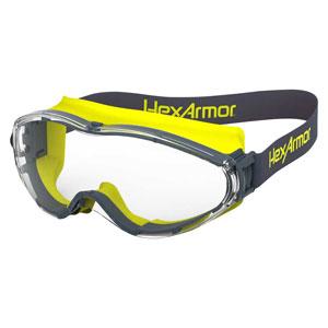Hexarmor LT300 Trushield® S Anti-Fog Goggles, Clear LensHexarmor LT300 Trushield® S Anti-Fog Goggles, Clear LensHexarmor