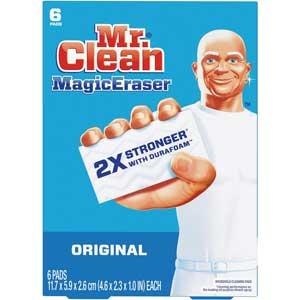Mr. Clean® PGC79009 Magic Eraser Original, 36 PadsMr. Clean® PGC79009 Magic Eraser Original, 36 PadsMr.