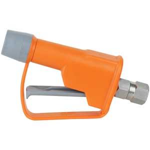 Washdown Nozzle Spray Gun Orange In-Line HP ½ NPT WaterBoss 750-1/2Washdown Nozzle Spray Gun Orange In-Line HP ½