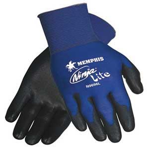 MCR Ninja® Lite N9696, 18 Gauge Blue Nylon