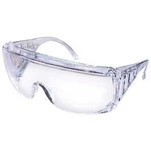 MCR Safety 9800B Yukon Uncoated Safety Glasses, 12 pairs/boxMCR Safety 9800B Yukon Uncoated Safety Glasses, 12