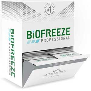 McKesson 98697 Biofreeze Pain-Relief Gel, 100 3-ml PacketsMcKesson 98697 Biofreeze Pain-Relief Gel, 100 3-ml PacketsMcKesson