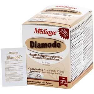 Medique® 20033 Loperamide Hydrochloride Anti-Diarrhea Pills, 100 PillsMedique® 20033 Loperamide Hydrochloride Anti-Diarrhea Pills, 100 PillsMedique®