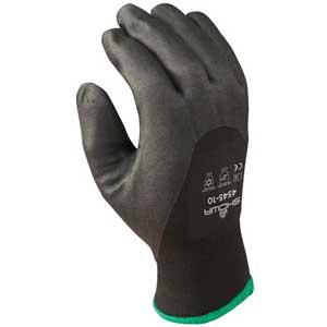 Showa-4545-Black-Fleece-Lined-Nitrile-Gloves-S-XXL